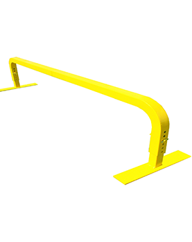 Mojo Split Rail - Yellow