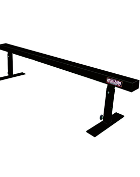 Mojo Flat Bar Rail - Black