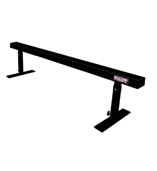 Mojo Rails 6' Black Grind Rail